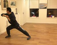 Shaolin Kung Fu Drills