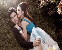 Prin Suparat In Romantic Scene