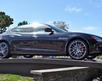 2015 Maserati Quattroporte GTS Sedan