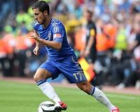 Eden Hazard From Chelsea