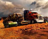 Transformers Trucks
