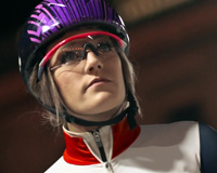 Elise Christie From Skiing