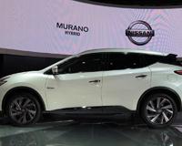 2016 Nissan Murano Balta