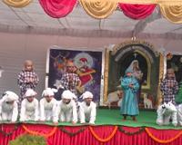 St Pauls Uroczystości świąteczne Szkoła Aya Nagar
