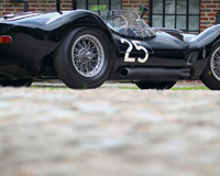Maserati Tipo 61 Bridcage