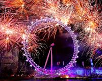 London Celebrate New Year 2016