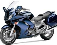 2012 Yamaha FJR1300 Blue
