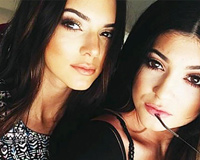 See Kendall And Kylie Jenners