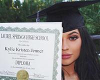 Kylie Jenner Diploma Instagram