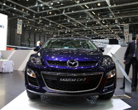 2016 Mazda CX 7 Biru