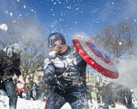 DC Celebrates Historic Snowstorm