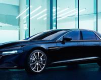 Aston Martin Lagonda Black
