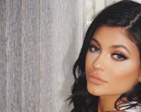 Kylie Jenner Mit Blauen Augen