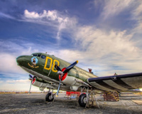 Aircrafts Douglas C47