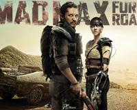 Mad Max Fury Jalan