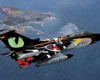 Battle Jet Plane