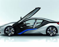 Bmw Hybrid Cars Photos