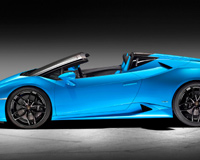 Great Blue Sports Car 01