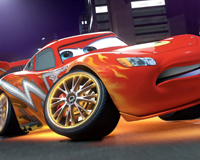 Cars 2 The Movie City Lights Races Cars