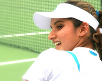 Sania Mirza Popular Indian Female Tennis