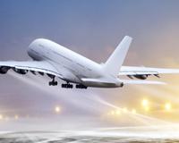 White Big Plane