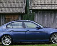 BMW Alphina Parlament Blue