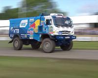 Redbull Kamaz Racer Truck