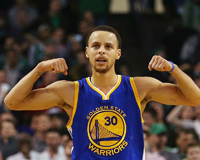 Stephen Curry The Golden State Warrior