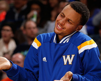 Stephen Curry Out Of Game