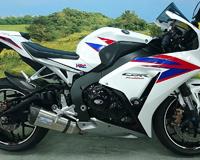 2012 Honda CBR 1000 RR
