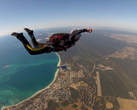 Sky Diving Full Adrenaline