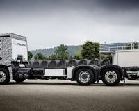 Daimler Electrical Truck