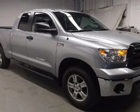 2011 Toyota Tundra Silver