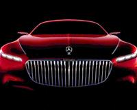 Mercedes Maybach 6 Vision