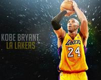 Kobe Bryant From La Lakers