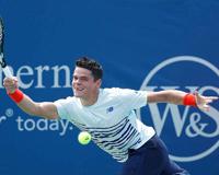 Milos Raonic The Tennis Player