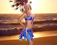 christina aguilera carnaval girl