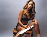 beyonce with sword