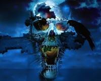 mavi kafatası