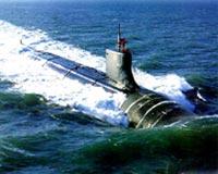 submarine ocean bottom