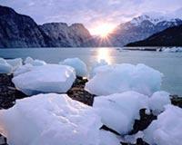 Ice Bolders Mounth