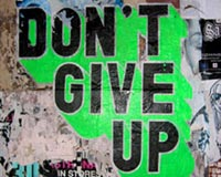 Dont give up 146