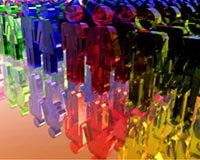 3D glass imaginations 15