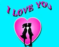 I Love You 01