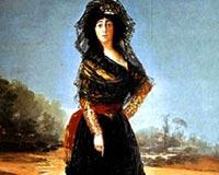 Francisco de Goya Duchess of Alba