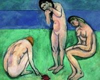Henri Matisse bathers m