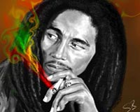Bob Marley 08
