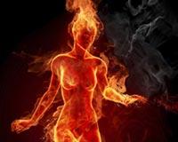 Flame Woman