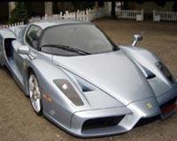 Ferrari Enzo Grey
