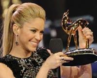Shakira And Her Award